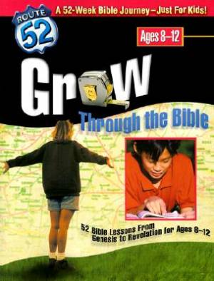 Route 52 Curriculum Grow Through The Bib