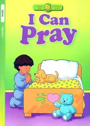 I can Pray Colouring Book