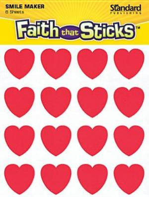 Red Hearts Stick-n-Sniff