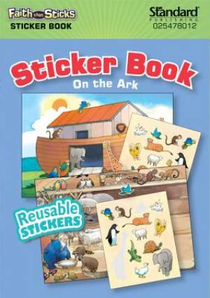 Noah : Sticker Book