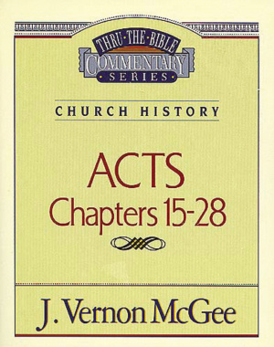 Acts 2 : Chapters 15-28 Super Saver
