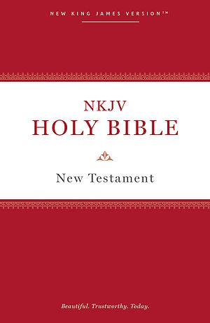 NKJV Holy Bible New Testament