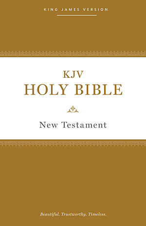 KJV Holy Bible New Testament