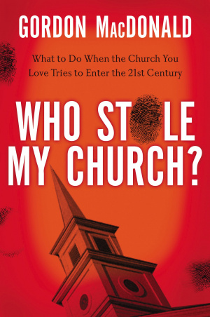 Who Stole My Church HB