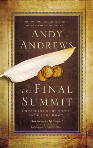The Final Summit Jacketed Hardback Book