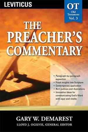 Leviticus : Vol 3 :The Preacher's Commentary