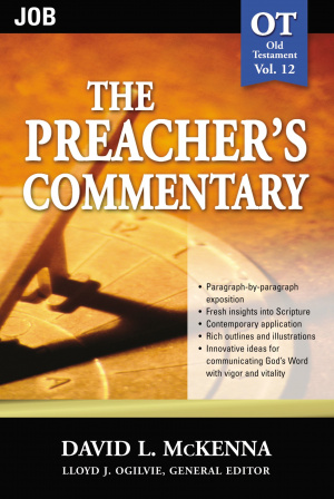 Job: Vol 12 : Preacher's Commentary