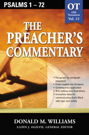 Psalms 1-72 : Vol 13 : Preacher's Commentary