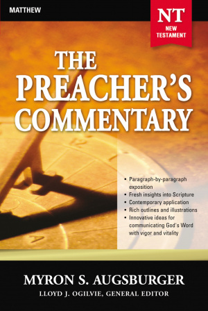 Matthew : Vol 24 : Preachers Commentary