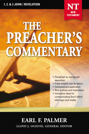 1,2,3 John and Revelation : Vol 35 : Preacher's Commentary :