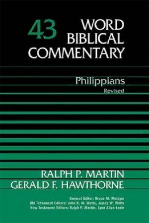 Philippians: Volume 43