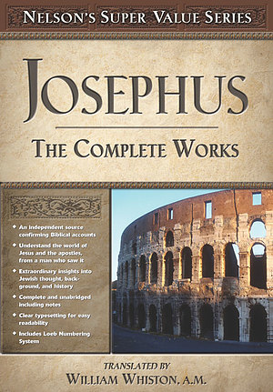 Josephus - The Complete Works