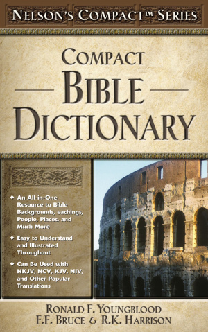 Compact Bible Dictionary