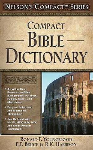 Compact Bible Dictionary Super Saver