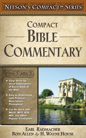 Compact Bible Commentary Super Saver