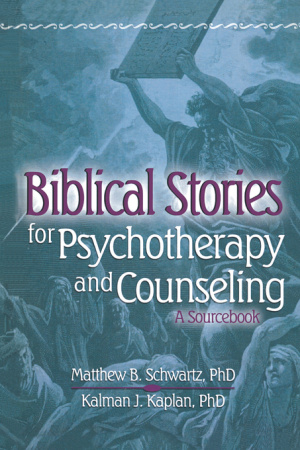 Biblical Stories for Psychotherapy and Counselling