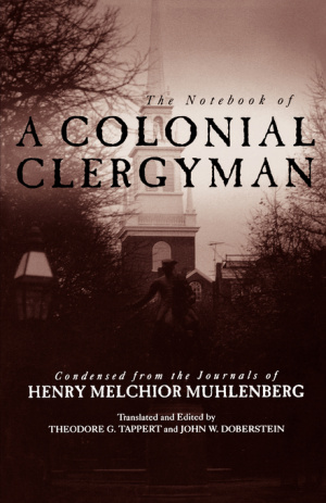 Colonial Clergyman, the Notebook of A