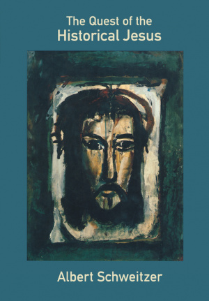 Quest of the Historical Jesus (1st Comp Pb Ed)