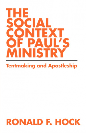 The Social Context of Paul's Ministry