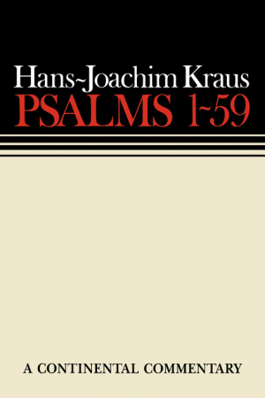 Psalms 1 – 59 : Continental Commentaries Series
