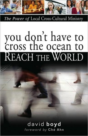 You Don't Have to Cross the Ocean to Reach the World