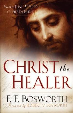 Christ The Healer Rev Ed