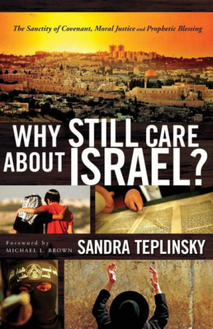 Why Still Care About Israel? Paperback Book