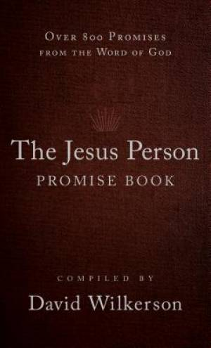 The Jesus Person Promise Book, Gift Edition