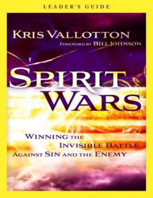 Spirit Wars Leader's Guide