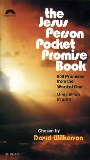 The Jesus Person Pocket Promise Book