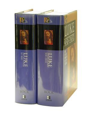 Luke: 2 Volumes : Baker Exegetical Commentary on the New Testament