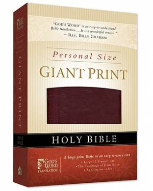 God's Word Personal Sized Bible