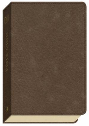 God's Word Compact Bible: Brown, Duravella