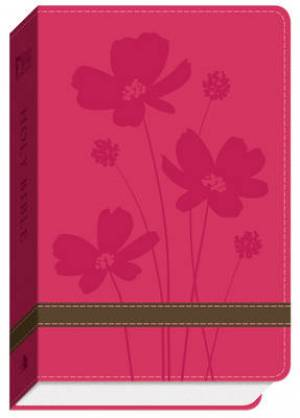 God's Word Compact Bible: Rose, Flower Duravella