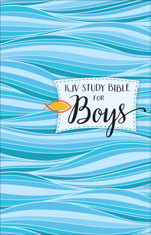 KJV Study Bible for Boys