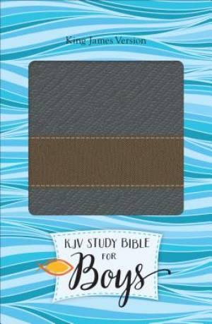 KJV Study Bible for Boys