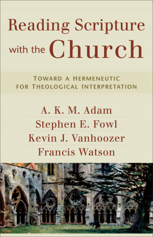 Reading Scripture With The Church Pb