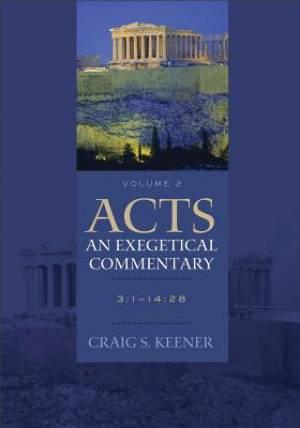 Acts, Volume 2