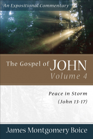 John 13-17 : The Gospel of John: Peace in Storm,