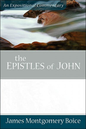 Epistles of John : Expositional Commentary