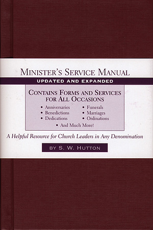 Minister's Service Manual