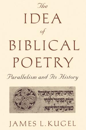 Idea Of Biblical Poetry