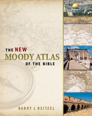 New Moody Atlas Of The Bible The