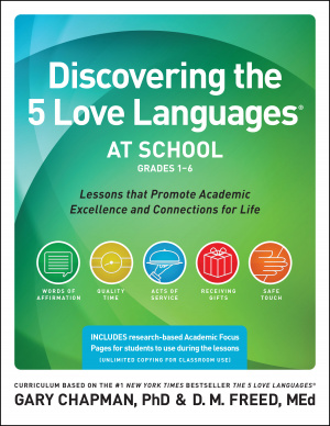 Discovering the 5 Love Languages at School (Grades