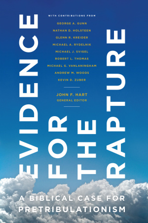 Evidence For The Rapture Paperback