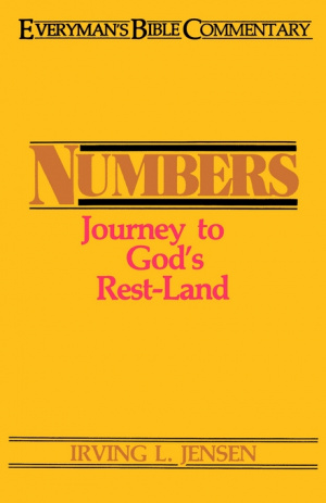 Numbers: Everyman's Bible Commentary