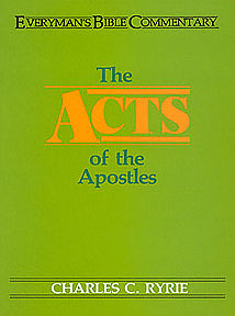 Acts : Everyman's Bible Commentary