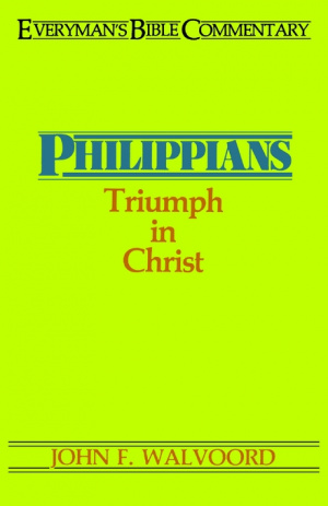 Philippians : Everyman's Commentary