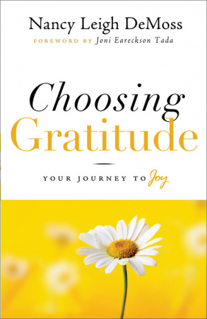 Choosing Gratitude Pb