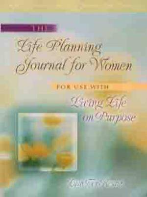 Life Planning Journal For Women
